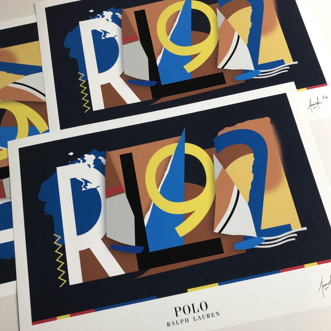 Polo Ralph Lauren – Le Bon Marché – Paris